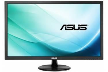 """Монитор Asus 23.6"""" VP247T черный TN LED 1ms 16:9 DVI M/M матовая 100000000:1 250cd 1920x1080 D-Sub FHD 4кг"""