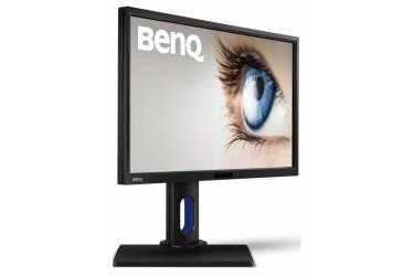 "Монитор Benq 23.8"" BL2420Z черный VA LED 12ms 16:9 DVI M/M матовая HAS Pivot 250cd 1920x1080 D-Sub DisplayPort QHD USB 7кг"