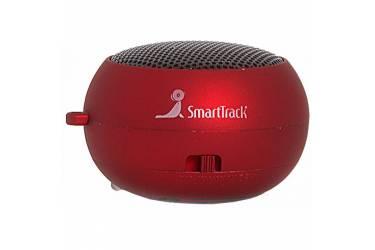 Компьютерная акустика SmartBuy Bug 2.4Вт встроенный аккумулятор, резонатор, красная