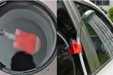 Автономный мини душ Rolsen RSW01