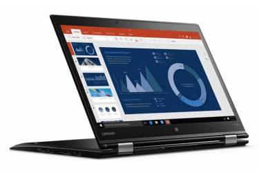 "Ультрабук Lenovo ThinkPad X1 Yoga Core i7 6500U/8Gb/SSD256Gb/Intel HD Graphics 520/14""/IPS/Touch/WQHD (2560x1440)/4G/Windows 10 Professional 64/black/WiFi/BT/Cam"