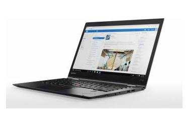 "Ультрабук Lenovo ThinkPad X1 Yoga Core i7 7500U/8Gb/512Gb/Intel HD Graphics 620/14""/IPS/WQHD (2560x1440)/Windows 10 Professional/black/WiFi/BT/Cam"