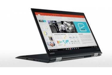 "Ультрабук Lenovo ThinkPad X1 Yoga Core i7 7500U/8Gb/SSD512Gb/Intel HD Graphics 620/14""/WQHD (2560x1440)/4G/Windows 10 Home Single Language/black/WiFi/BT/Cam"