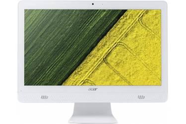 "Моноблок Acer Aspire C20-720 19.5"" HD+ P J3710/4Gb/500Gb/HDG405/DVDRW/CR/DOS/kb/m/белый"
