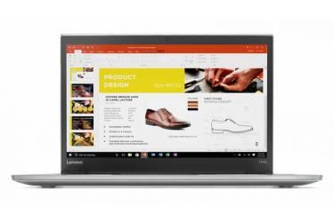 "Ноутбук Lenovo ThinkPad T470s Core i5 7200U/8Gb/SSD256Gb/Intel HD Graphics 620/14""/FHD (1920x1080)/4G/Windows 10 Professional/silver/WiFi/BT/Cam"
