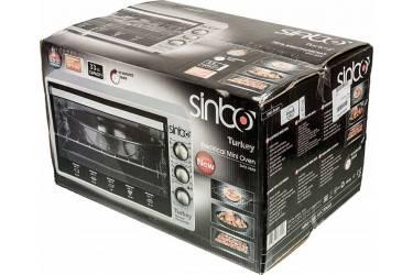 Электропечь Sinbo SMO 3669 33л. 1500Вт серый