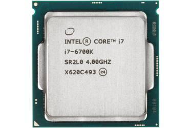 Процессор Intel Original Core i7 6700K Soc-1151 (BX80662I76700K S R2L0) (4GHz/Intel HD Graphics 530) Box w/o cooler