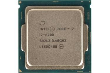 Процессор Intel Original Core i7 6700 Soc-1151 (CM8066201920103S R2L2) (3.4GHz/Intel HD Graphics 530) OEM