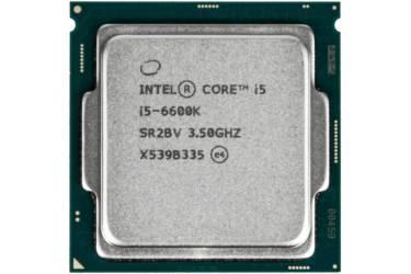 Процессор Intel Original Core i5 6600K Soc-1151 (BX80662I56600K S R2BV) (3.5GHz/Intel HD Graphics 530) Box w/o cooler