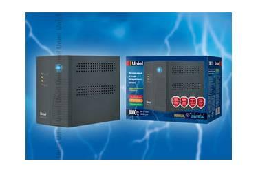 ИБП интерактивный Uniel U-IUPS-1000UC 1000 ВА