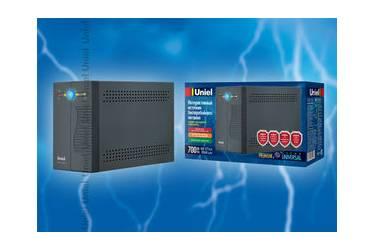 ИБП интерактивный Uniel U-IUPS-700U 700 ВА