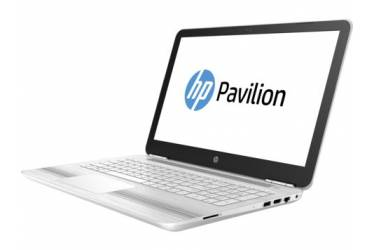 "Ноутбук HP Pavilion 15-au046ur Pentium 4405U/4Gb/500Gb/DVD-RW/Intel HD Graphics 510/15.6""/HD (1366x768)/Windows 10 64/white/WiFi/BT/Cam"