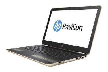 "Ноутбук HP Pavilion 15-au141ur Core i7 7500U/8Gb/1Tb/DVD-RW/nVidia GeForce GT 940M 4Gb/15.6""/FHD (1920x1080)/Windows 10/gold/WiFi/BT/Cam"