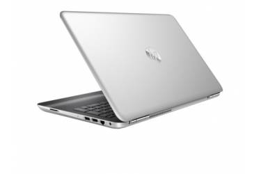 "Ноутбук HP Pavilion 15-aw001ur A6 9210/4Gb/1Tb/DVD-RW/AMD Radeon R4/15.6""/IPS/FHD (1920x1080)/Windows 10 64/silver/WiFi/Cam"