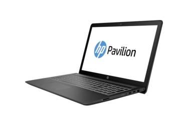 "Ноутбук HP Pavilion 15-cb006ur Core i5 7300HQ/8Gb/1Tb/nVidia GeForce GTX 1050 2Gb/15.6""/FHD (1920x1080)/Free DOS/dk.grey/WiFi/BT/Cam"