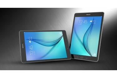 Планшет Samsung Galaxy Tab A SM-T550 black