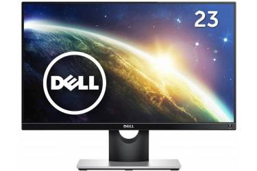"Монитор Dell 23"" S2316H черный IPS LED 16:9 HDMI M/M глянцевая 250cd 178гр/178гр 1920x1080 D-Sub FHD"