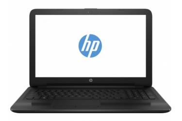 "Ноутбук HP 15-ay043ur Pentium N3710/4Gb/SSD128Gb/Intel HD Graphics 405/15.6""/HD (1366x768)/Free DOS/black/WiFi/BT/Cam"