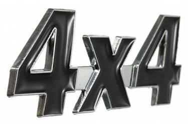 Наклейка Wiiix N92-B черный