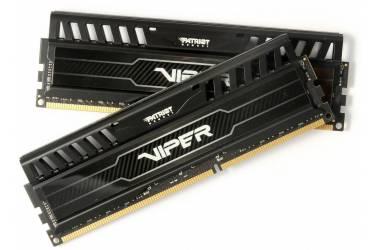 Память DDR3 2x4Gb 1600MHz Patriot PV38G160C9K RTL PC3-12800 CL9 DIMM 240-pin 1.5В