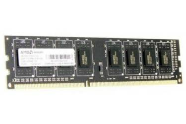Память DDR3 4Gb 1866MHz AMD R734G1869U1S RTL PC3-14900 CL10 DIMM 240-pin 1.5В