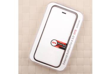 Чехол-аккумулятор для Apple IPhone 6/6S 3800 mAh,(Белый)