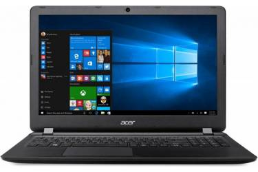 "Ноутбук Acer Aspire ES1-533-C7UM Celeron N3350/4Gb/500Gb/Intel HD Graphics 500/15.6""/HD (1366x768)/Windows 10 64/black/WiFi/BT/Cam/3220mAh"