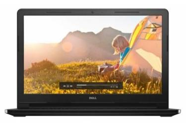 Ноутбук Dell Inspiron 3558 3558-5278  i5-5200U (2.2)/4GB/500GB/15,6''HD/ GF 920M 2GB/DVD-SM/Linux (Black)