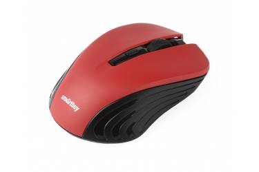 mouse Smartbuy Wireless ONE 340AG бордовая