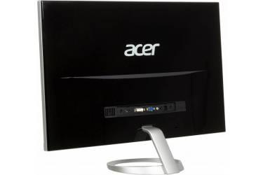 """Монитор Acer 27"""" H277Hsmidx черный IPS LED 16:9 DVI HDMI M/M матовая 250cd 178гр/178гр 1920x1080 D-Sub FHD 4.5кг"""