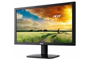 "Монитор Acer 27"" KA270HAbid черный VA LED 4ms 16:9 DVI HDMI матовая 300cd 178гр/178гр 1920x1080 D-Sub FHD"