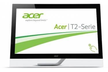 """Монитор Acer 27"""" T272HLbmjjz черный VA LED 5ms 16:9 DVI HDMI M/M глянцевая 300cd 178гр/178гр 1920x1080 D-Sub FHD USB Touch 7.1кг"""