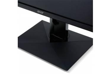 "Монитор Acer 28"" CB281HKbmjdprx черный TN LED 1ms 16:9 DVI HDMI M/M матовая HAS Pivot 300cd 170гр/160гр 3840x2160 DisplayPort FHD 7.9кг"