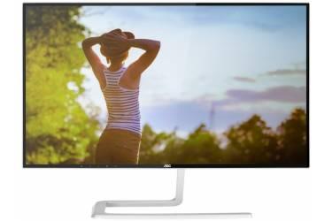 """Монитор AOC 27"""" Style Q2781PQ черный IPS LED 16:9 HDMI матовая 350cd 2560x1440 D-Sub DisplayPort QHD 5.23кг"""