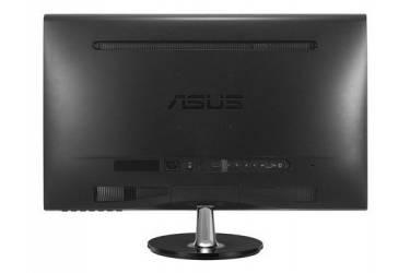 """Монитор Asus 27"""" VS278H черный TN+film LED 16:9 HDMI M/M матовая 80000000:1 300cd 1920x1080 D-Sub FHD 5.1кг"""