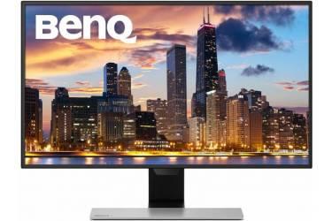 "Монитор Benq 27"" EW2770QZ черный IPS LED 16:9 HDMI M/M глянцевая 350cd 2560x1440 DisplayPort FHD 5.9кг"