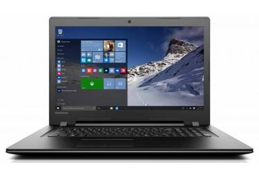 "Ноутбук Lenovo B71-80 Core i5 6200U/4Gb/1Tb/DVD-RW/AMD Radeon R5 M330 2Gb/17.3""/HD+ (1600x900)/Free DOS/grey/WiFi/BT/Cam"