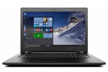 "Ноутбук Lenovo B71-80 Pentium 4405U/4Gb/500Gb/DVD-RW/Intel HD Graphics 510/17.3""/HD+ (1600x900)/Windows 10/grey/WiFi/BT/Cam/2800mAh"