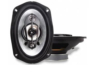 Колонки автомобильные Kicx RTS 694V 200Вт15x23см (6x9дюйм) (ком.:2кол.) коаксиальные четырехполосные