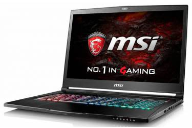 "Ноутбук MSI GS73VR 7RG(Stealth Pro)-026RU Core i7 7700HQ/16Gb/2Tb/SSD256Gb/nVidia GeForce GTX 1070 8Gb/17.3""/FHD (1920x1080)/Windows 10/black/WiFi/BT/Cam"