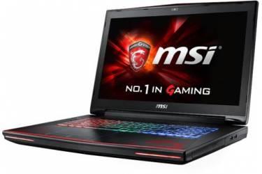 "Ноутбук MSI GT72VR 7RE(DominatorProDragon)-612RU Core i7 7700HQ/16Gb/1Tb/SSD256Gb/DVD-RW/nVidia GeForce GTX 1070 8Gb/17.3""/FHD (1920x1080)/Windows 10/red/WiFi/BT/Cam"