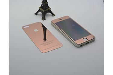 Защитные 2-х сторонние стекла Glass на iPhone 6+ Rose Gold
