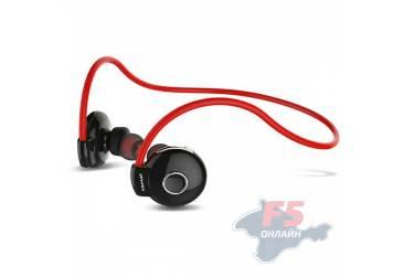 Наушники беспроводные (Bluetooth) Awei A845BL (red)
