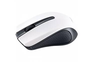 """Компьютерная мышь Perfeo Wireless """"RAINBOW"""", 3 кн, USB, чёрно-белая"""