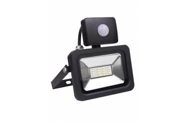 Светодиодный (LED) прожектор FOTON_ SMD_Sensor - 20W/4200K/IP65 _c датчиком движения _черный