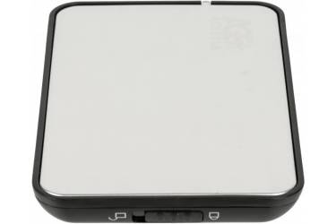 "Внешний корпус для HDD AgeStar 31UB2A8 SATA пластик/алюминий серебристый 2.5"""