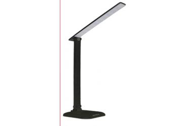 Светильник настольный светодиодный SUPRA-TL205 черный, 9 Вт, диммер, сенсор, 4100K