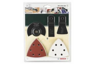 Набор оснастки для мультитулов Bosch 2609256977 для PMF
