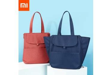Рюкзак Xiaomi Juvenile Large Capacity Dual Use Mummu Bag (синий)