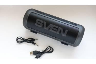 Беспроводная (bluetooth) акустика Sven PS-250BL Черная